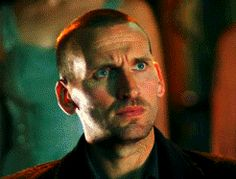 Christopher Eccleston being attractive Doctor Who Cast, Ninth Doctor, Rip Apart, Tardis Blue, Never Forget You, Christopher Eccleston, The Nines, Time Lords, Hot Guys