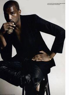 Kanye West for I.D. Magazine (2010)