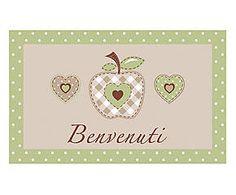 Zerbino in cocco Mela verde e beige - cm Fantasy, Beige, Accessories, Fantasy Books, Fantasia, Ash Beige, Jewelry Accessories