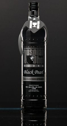 We are proud to represent new exclusive Russian Shot Black Pearl vodka.  Strict design of the bottle toned by innovative technology, decorated by the paint with precious metals symbolizes the sophistication and privilege position of new Black Pearl vodka.