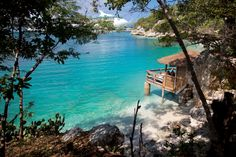 Like having your own private beach. #labadee