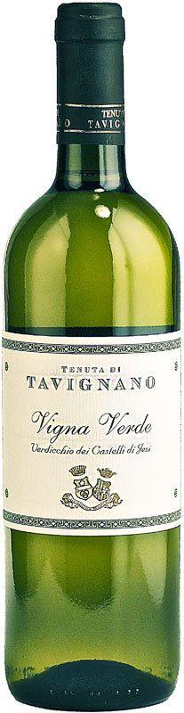 Tenuta di Tavignano Verdicchio dei Castelli di Jesi DOC Classico Marche 2010 - Telegraph Wines