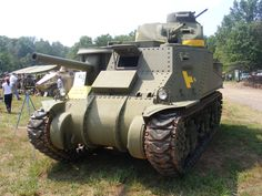 WWII US Army M-3 Lee Tank