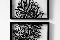Continuous scroll in picture frames Window Art, Window Decals, Arts And Crafts, Diy Crafts, Origami, High School Art, Creation Couture, Quilling Art, Teaching Art