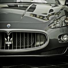 All I want for Christmas is a Maserati..