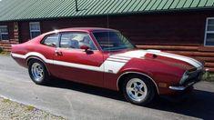 1970 2 Door w/ Custom Graphics in Holy Hill, FL Ford Maverick, Custom Paint, Mercury, Florida, Graphics, Ads, Doors, Graphic Design, The Florida