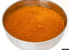 Tumeric Curcumin, the compound in tumeric, may play a role in blocking the expression of a molecule called RANKL, which is found in the most deadly and aggressive breast cancer tumor cells.
