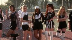 "I got Cher, Dionne, and Amber's sporty P. look! Which Iconic ""Clueless"" Outfit Are You Based On Your Zodiac? 1990s Fashion Trends, 2000s Fashion, Fashion Models, Geek Fashion, Fashion Women, Fashion Skirts, Fashion Pics, Sport Fashion, Fitness Fashion"