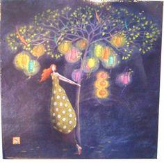 Delicate whimsical world of Gaëlle Boissonnard