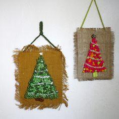 scrumdilly-do!: Make a Retro Tissue Tree