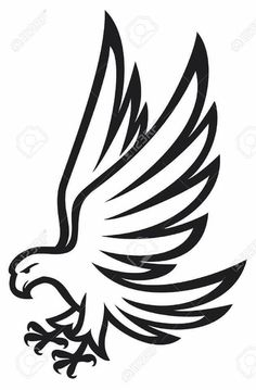 Eagle clip art images and royalty free illustrations available to search from thousands of EPS vector clipart and stock art producers. Eagle Images, Eagle Pictures, Palm Tree Silhouette, Silhouette Clip Art, Silhouette Aigle, Harley Davidson Images, Eagle Vector, Easy Coloring Pages, Eagle Tattoos
