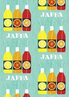 Jaffa by Erik Bruun - Vallila Interior Vallila Finland Scandinavian Fabric, Scandinavian Design, Motif Vintage, Retro Vintage, Vintage Textiles, Textures Patterns, Print Patterns, Modern Patterns, Shops