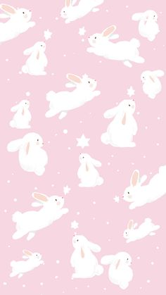 Pink Easter Bunny Wallpaper Wallpaper Easter Bunny Pink by Gocase, easter, easte. Wallpaper Pastel, Kawaii Wallpaper, Iphone Wallpaper, Animal Wallpaper, Pink Rabbit Wallpaper, Pink Easter Wallpaper, Chicken Wallpaper, Easter Backgrounds, Cute Wallpaper Backgrounds