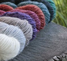 Juniper Moonshine Chunky - a wonderful new chunky weight that we're loving as much as Moonshine medium!