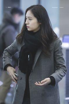 krystal Krystal Fx, Jessica & Krystal, Jessica Jung, Krystal Jung Fashion, Airport Style, Airport Fashion, Kim Woo Bin, Beautiful Soul, Woman Crush
