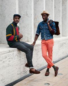5x7: A GQ Fashion Week Photo Journal