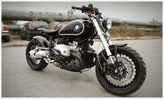 Galaxy Customs' BMWR1200R - Pipeburn - Purveyors of Classic Motorcycles, Cafe Racers & Custom motorbikes