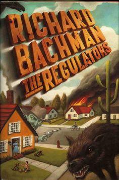 richard bachman - the regulators