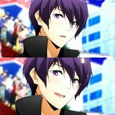 Imagen de anime and prince of stride