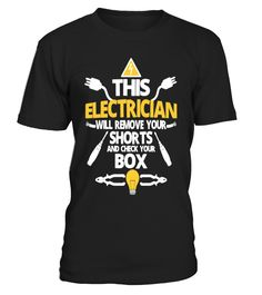 electrician  #image #sciencist #sciencelovers #photo #shirt #gift #idea #science #fiction