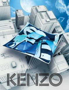 Kenzo Spring-Summer 2015 Campaign (Kenzo)