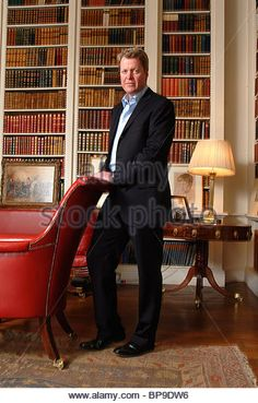 Charles Spencer 9th Earl Spencer and Countess Karen Spencer | 9th Earl Spencer…