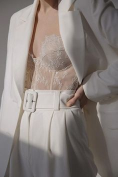 Classy Outfits, Girl Outfits, Casual Outfits, Cute Outfits, Suit Fashion, Look Fashion, Fashion Outfits, Womens Fashion, Lingerie Chic