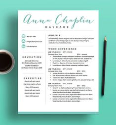Modern Resume Layout Treat Yourself To A Professionally Crafted Resume Templaterevamp .