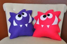 Cushions Beautiful Monster. Ideal for gift and decorating | innocence creations