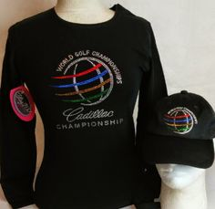 A sneak peak at the 2015 Cadillac Championship bling wear
