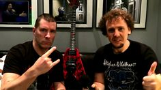 The other week we asked #Annihilator frontman Jeff Waters all about the band's fall 2015 tour, #GrandMeister, his favorite amp recording techniques, new band members, and way more! Check it out...