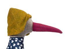 J'adore cet article de la boutique Etsy TIMOHANDMADE. http://etsy.me/2BhOI5F #etsy #jouets #decordecreche #ideescadeauxeco #mouscanard #cadeauunique #premierepoupeebebe #animalenpeluche #poupeealamain #poupeedoie