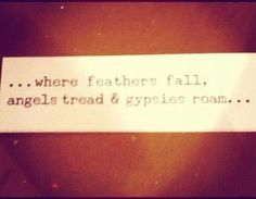 Gypsy quote