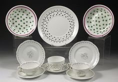 Sutherland & Milner Gray Harrods, Decorative Plates, Ceramics, Gray, Antiques, Tableware, Design, Home Decor, Ceramica