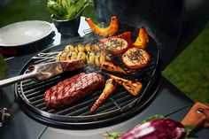 Gardenplaza: Grillen im Garten – Genuss 2.0 Bbq Party, Grill Pan, Barbecue, Grilling, Kitchen, Outdoor Food, Griddle Pan, Cooking, Cucina