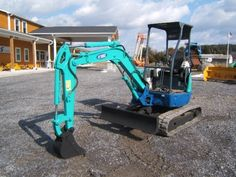 IHI Mini Excavators    http://www.rockanddirt.com/equipment-for-sale/IHI/excavators-mini
