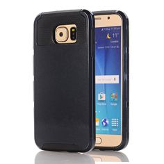 Hybrid Heavy Duty Case 2-in-1 Style Hybrid Hard Case Cover for Samsung Galaxy S6/S6 Edge/S7/S7 Edge/Note 5 Phone Cases Covers