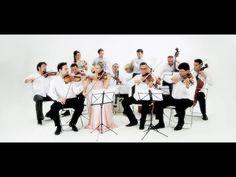 ÁSTOR PIAZZOLLA - History of the Tango / ORQUESTRINA BABORÁK - YouTube