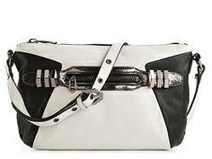 orYANY Leather Alpha Cross Body Bag...........Nice!!!