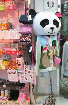 Sparkle Side Up: Kawaii Shopping in Hong Kong (aka Taobao real life!) and my Holiday Haul