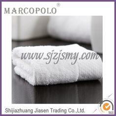 16S spirol-loop satten hotel towel