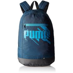 Puma 25 Ltrs Blue Wing Teal Casual Backpack a042b245547e0