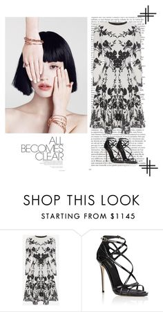 """""""Untitled #383"""" by fashion-spirit ❤ liked on Polyvore featuring Alexander McQueen and Dolce&Gabbana"""