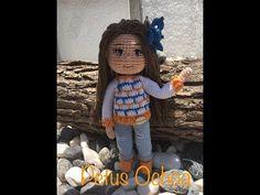 Como tejer piernas muñeca Paola amigurumi By Petus PRIMERA PARTE 1/7 - YouTube Amigurumi Patterns, Amigurumi Doll, Crochet Patterns, Crochet Quilt, Crochet Dolls, Ivette Hernandez, Crochet Videos, Baby Girl Shoes, Button Crafts