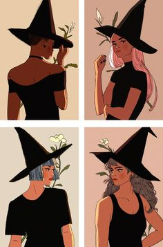 http://sosuperawesome.com/post/165369542627/witches-by-mohtz-on-society6-see-our-witch-tag
