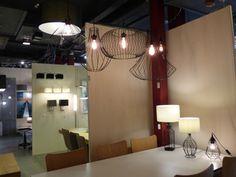 Showroom winkel interieur verlichting . Landelijke verlichting zoals ...
