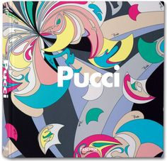 Emilio Pucci. TASCHEN Books (XL-Format) USD200. Ouch!