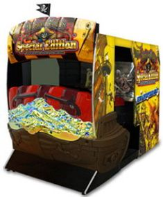 Arcade Games For Sale, Small Game Rooms, 3d Racing, Rush Games, Arcade Game Machines, Pirate Adventure, Air Hockey, Shooting Games, Simulation Games