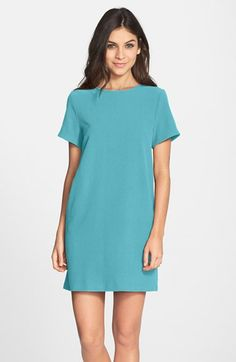 Free shipping and returns on FELICITY & COCO Crepe Shift Dress (Nordstrom Exclusive) at Nordstrom.com. Ever comfortable and chic, the classic shift gains a fresh feeling from crisp, colorful crepe.