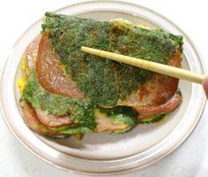 마땅한 반찬 없을 때 가장 간편하면서 맛있게 먹을 수 있는 반찬 하면 스팸 빼놓을 수가 없는데요. 오늘은 깻잎을 스팸과 함께 부쳐내는 스팸 깻잎전 만드는 법 소개합니다.^^ 스팸을 그냥 구워 먹어도 충분히.. Easy Cooking, Cooking Recipes, Healthy Recipes, Lime Recipes, Brunch Menu, Korean Food, Food Menu, Food Items, Food Design